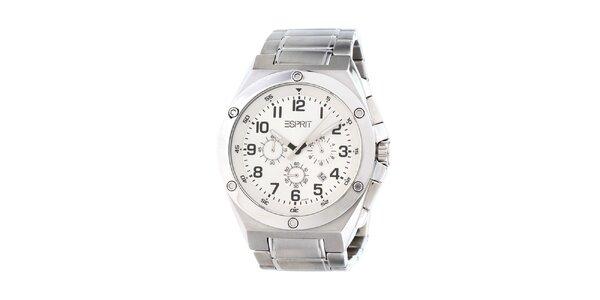 Pánske hodinky z nerezovej ocele Esprit