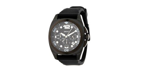Pánske hodinky s chronografom DKNY