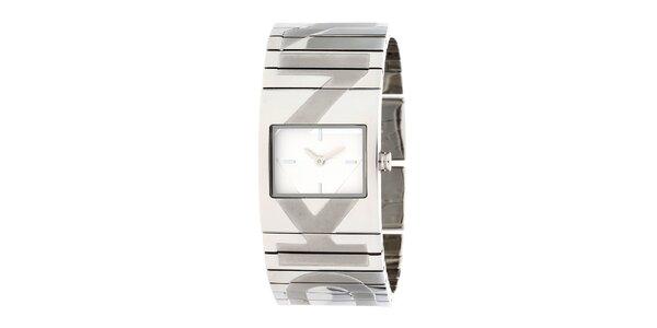 Dámske náramkové hodinky z nerezovej ocele DKNY