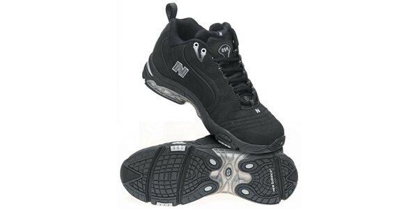 Dámske čierne fitness topánky New Balance