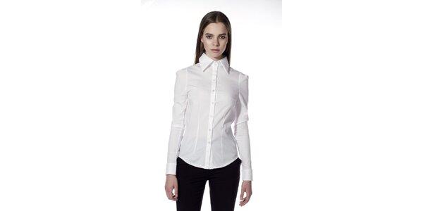 Dámska biela košeľa Gene