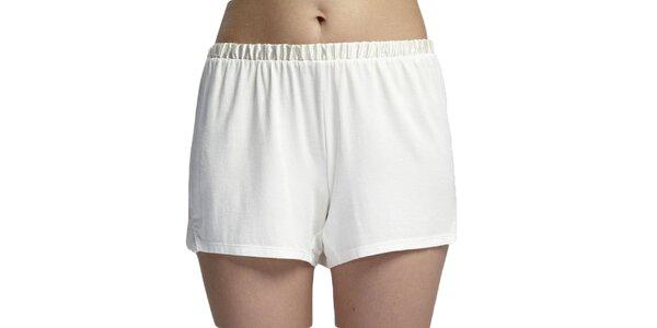 Dámske spacie nohavičky biele Les Affaires