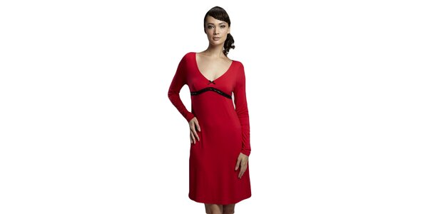 Dámska červená nočná košeľa Les Affaires