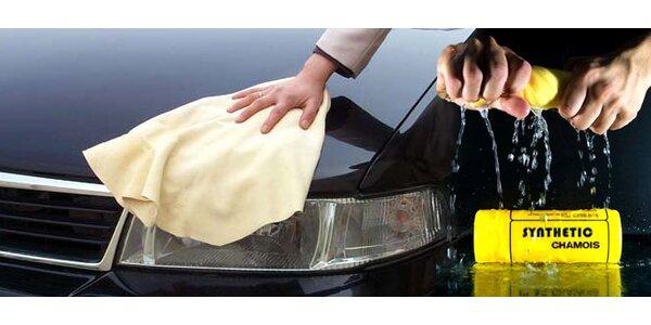 Extra savá PVA utierka - pomocník nielen do auta
