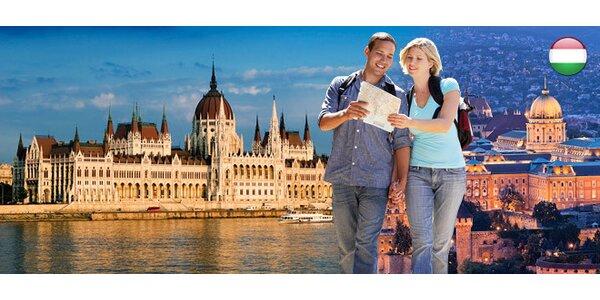 Pobyt pre 2 osoby v komfortnom ***boteli na Dunaji v centre BUDAPEŠTI