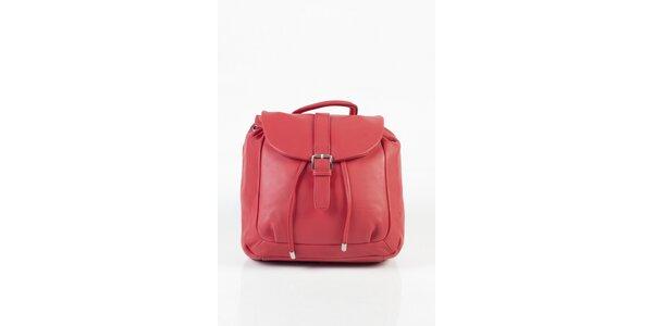 Malý dámsky ružový batoh Fuchsia