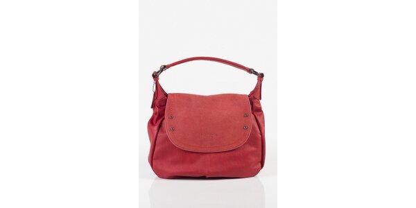 Dámska ružová kabelka Fuchsia