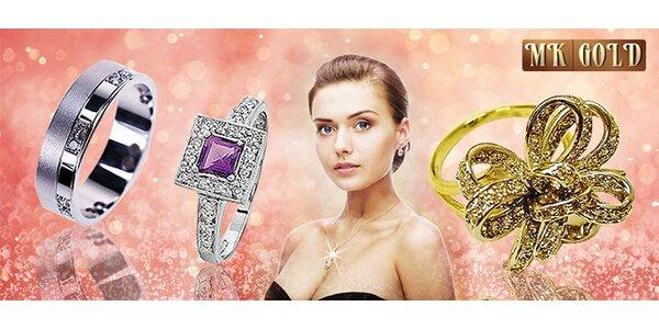 100 € zľava na šperky z MK GOLD