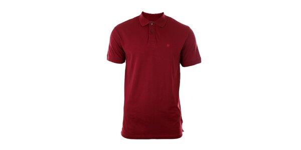 Pánske červené polo tričko Pietro Filipi