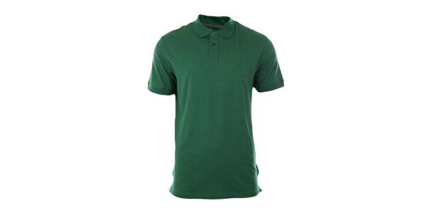 Pánske smaragdové polo tričko Pietro Filipi