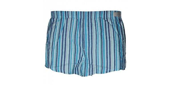 Pánske prúžkované skinny trenky Calvin Klein Underwear