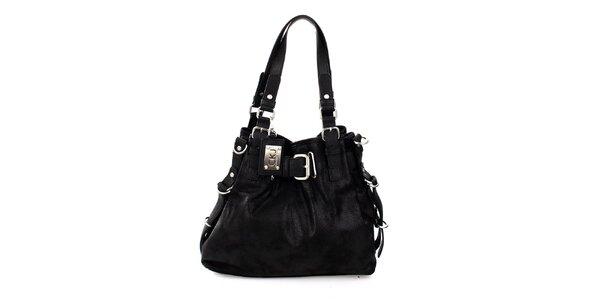 Dámska čierna kabelka Calvin Klein