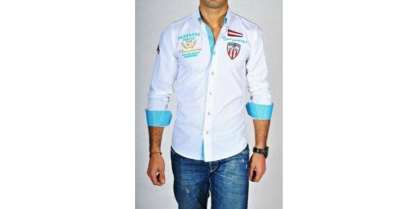 Pánska moderná košeľa Pontto