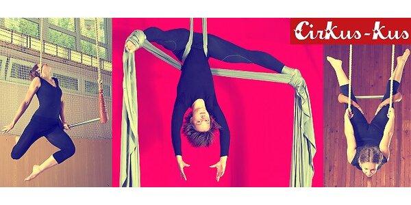 CirKus-Kus – Kurz vzdušnej akrobacie