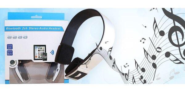 Bezdrôtové Bluetooth stereo slúchadlá