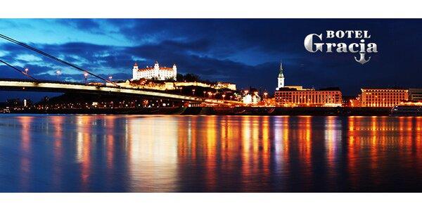 Botel Gracia*** v Bratislave