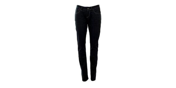 Dámske tmavo modré úzke džínsy Big Star