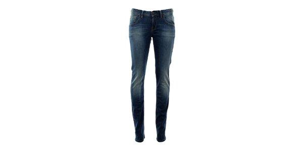 Dámske modré úzke džínsy Big Star