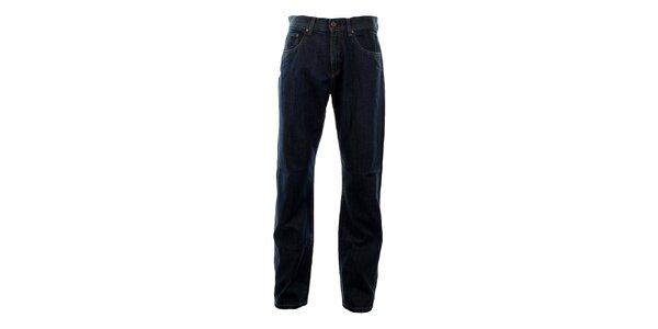 Pánske tmavo modré džínsy s vreckami Big Star