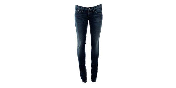 Dámske úzke modré džínsy Big Star