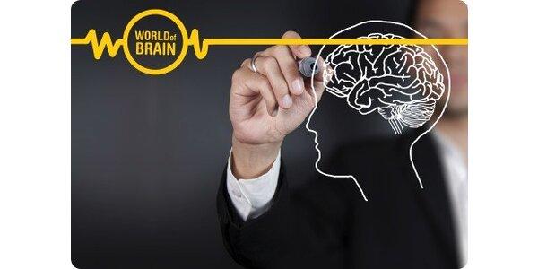 Poukaz na 1 hodinu tréningu mozgu