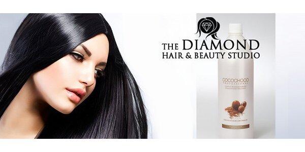 Brazílsky keratín pre vaše vlasy
