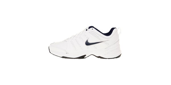 Pánske biele tréningové topánky Nike T-Lite X