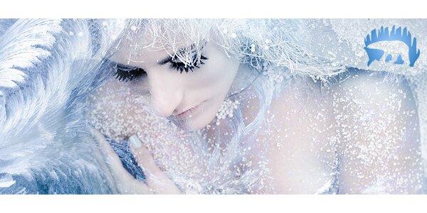 Vstup do kryokomory - postavte zlú náladu a bolesť k ľadu