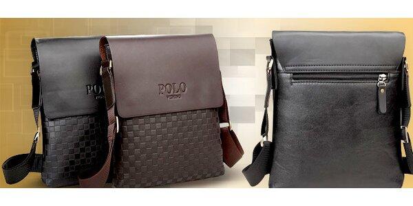 POLO - elegantná pánska taška