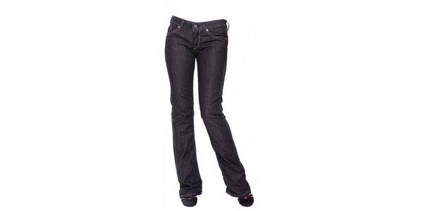 Dámske čierne džínsy Guess