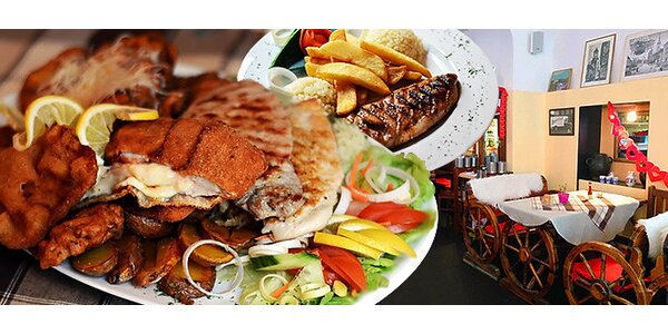 Mäsová misa alebo valentínske menu