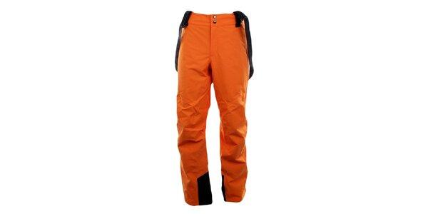 Pánske oranžové lyžiarske nohavice Blizzard