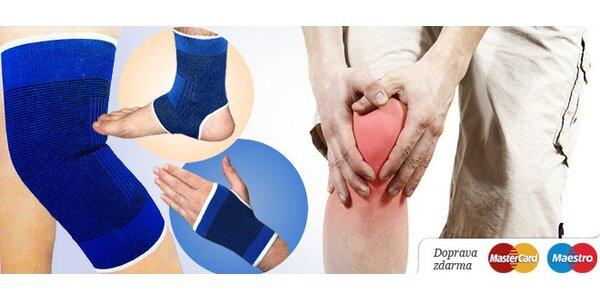 Zdravotnícke spevňujúce bandáže, ktoré vás zbavia bolestí a odľahčia vaše kĺby