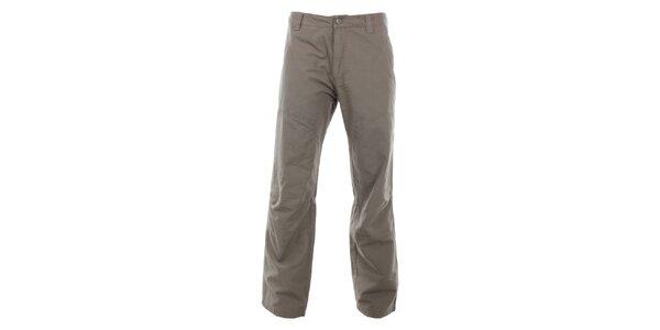 Pánske svetlo hnedé letné nohavice Hannah