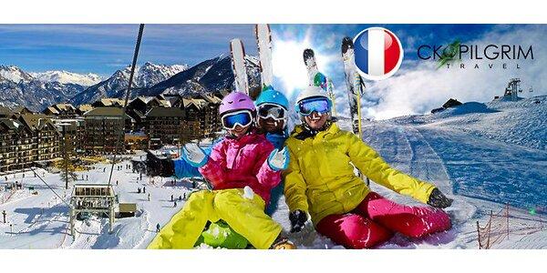 First Minute lyžovanie vo Francúzsku pre 1 osobu v termíne 7. 3. -16. 3. 2014