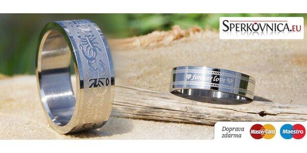 Štýlový prsteň, s ktorým zaručene potešíte srdce svojho milovaného či milovanej