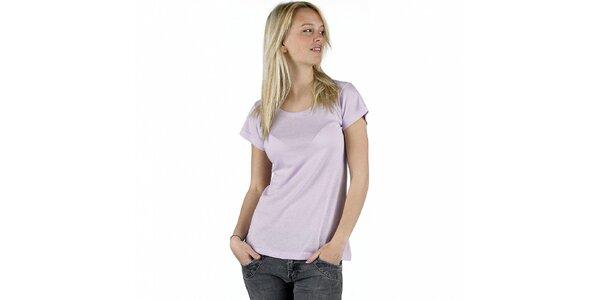 Dámske orgovánové tričko Pinko