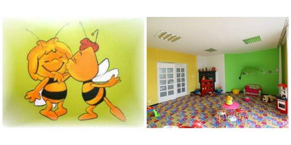 VČIELKA - novootvorené detské súkromné jasle v centre Košíc pre vaše detičky už…