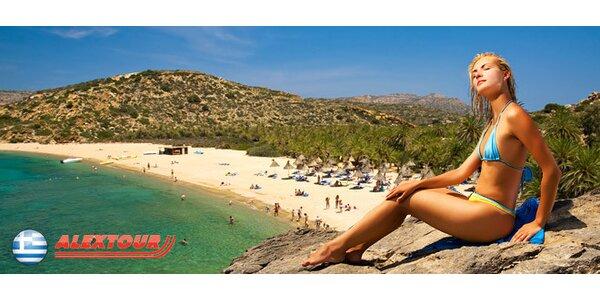 8-dňový letecký zájazd na Krétu s polpenziou