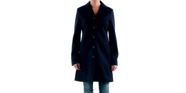 Dámsky modrý jednoradový kabát Amy Gee
