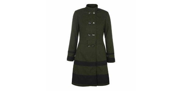 Dámsky zelený kabátik Uttam Boutique