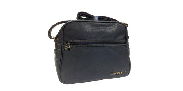 Čierna taška cez rameno Dunlop