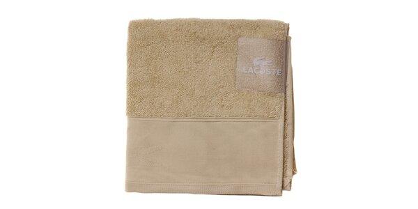 Smotanový uterák Lacoste