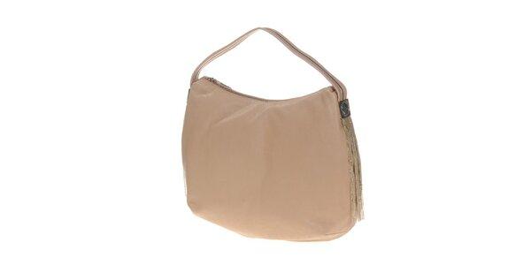 Dámska béžová kabelka Versace Jeans