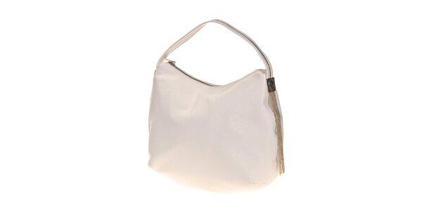 Dámska biela kabelka Versace Jeans