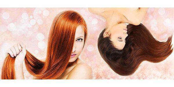 Regenerácia vlasov so stylingom