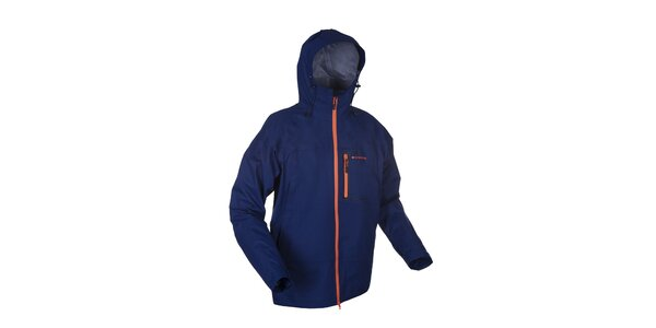 Pánska modrá funkčná 3-vrstvová bunda Envy