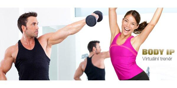 Osobný Virtuálny tréner BODY IP! Inteligentný hi-tech fitness software