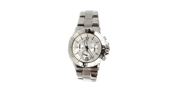 Dámske oceľové hodinky Michael Kors v striebornej farbe