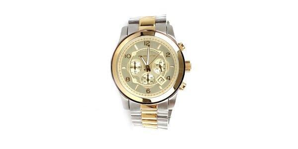 Unisexové hodinky Michael Kors z ušľachtilej ocele